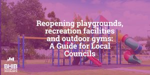 Reopening playgrounds