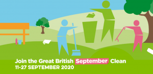 GB September Clean 2020 - Keep Britain Tidy
