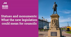 statues and monuments new legislation