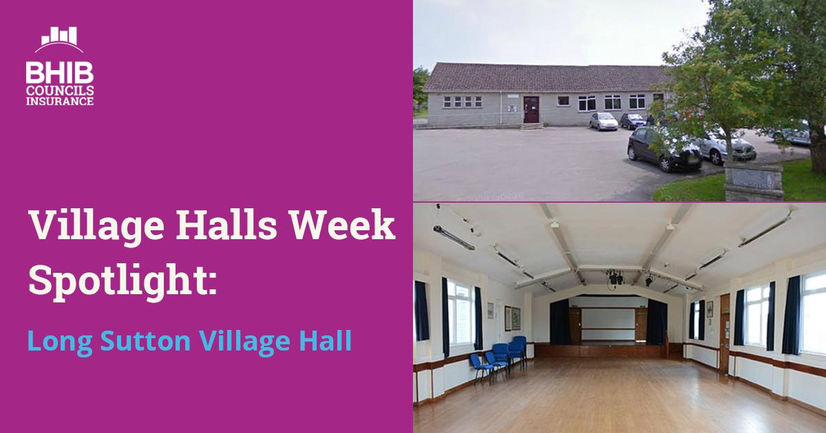 Village Hall Spotlight